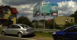 Korki na DK-1 w kierunku Katowic
