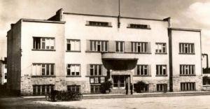 """Wystawa """"Architektura na Śląsku Cieszyńskim w międzywojniu"""""""