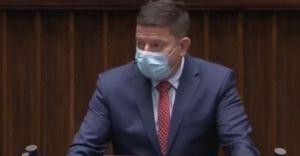 """[WIDEO] O """"pomniku braterstwa broni"""" na posiedzeniu Sejmu RP"""