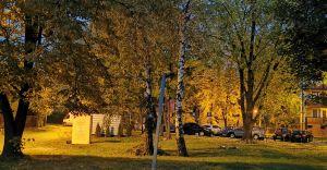 Foto-dnia: jesień przy ul. Topolowej w Czechowicach-Dziedzicach