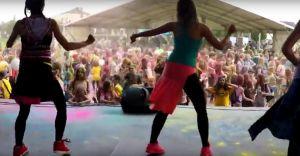 Zumba Fitness i Kolory Holi podczas Zapaleńców 2019!