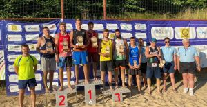 Za nami VI Otwarte Mistrzostwa Śląska w siatkówce plażowej