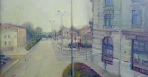 Nasza gmina na obrazach czechowiczanina w Galerii BWA