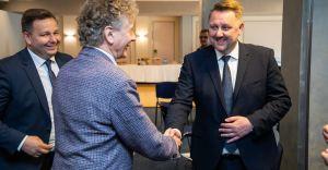 Prezydent Bielska-Białej prezesem Stowarzyszenia Beskidy