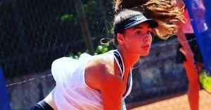 Laura Duhl z podwójnym brązem tenisowych Mistrzostw Polski Juniorów