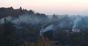 Fatalna jakość powietrza w Czechowicach-Dziedzicach