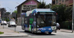 Bilety na przejazd autobusami PKM można kupić poprzez system SkyCash