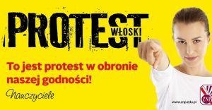 Nauczyciele będą kontynuować akcję protestacyjną