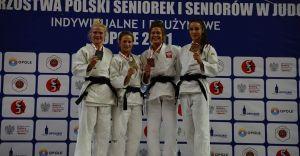 Brązowy medal czechowickiej judoczki na Mistrzostwach Polski!
