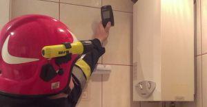 13 interwencji strażaków w związku z podejrzeniem wystąpienia czadu