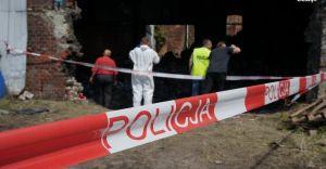 [WIDEO] Zatrzymano podejrzanych o podpalenie hali w Chybiu!