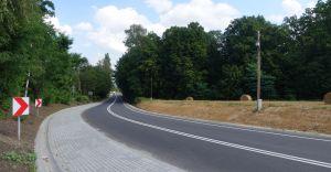 Zakończyła się przebudowa ulicy Krakowskiej w Bestwinie i Starej Wsi