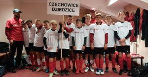 """8. miejsce drużyny UMKS """"Trójka"""" na zawodach Lotos Junior Cup"""
