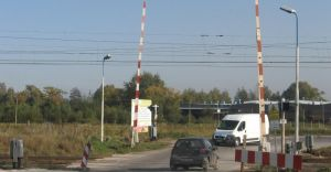Objazd na ulicy Bestwi�skiej