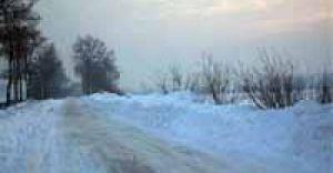 Atak zimy w regionie