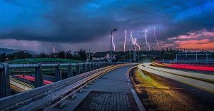 W piątek burze możliwe na terenie całego województwa śląskiego