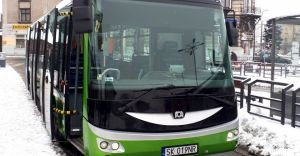 PKM testuje kolejny, tym razem czeski autobus elektryczny