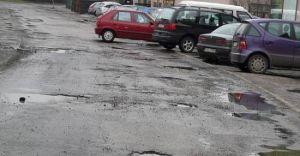 Ulica Górnicza - kiedy remont?