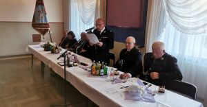 [FOTO] Zebranie sprawozdawczo-wyborcze w OSP Ligota