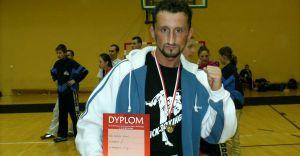 Robert Szatanik z brązowym medalem