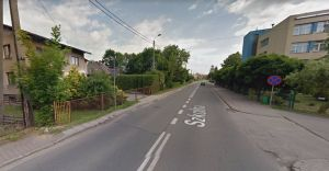 Ulica Szkolna: Przy SP7 powstanie chodnik i nowa zatoka autobusowa