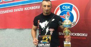 Robert Szatanik wywalczył złoto na zawodach w Czechach