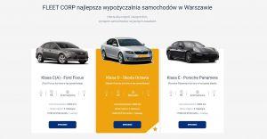 Wynajem samochodu w Warszawie - jak to załatwić?
