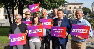 Poznaliśmy wszystkich kandydatów Lewicy w okręgu nr 27