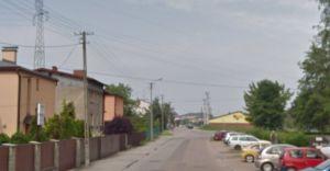 Ulica Asnyka wyłączona z ruchu na 150-metrowym odcinku