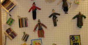 Wystawa w bestwińskiej bibliotece