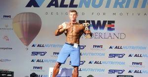[ZDJĘCIA] Paweł Krawiec z Ligoty zwycięzcą na prestiżowych zawodach