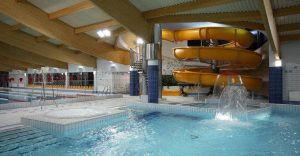 Czechowicka pływalnia czynna w Sylwestra i Nowy Rok