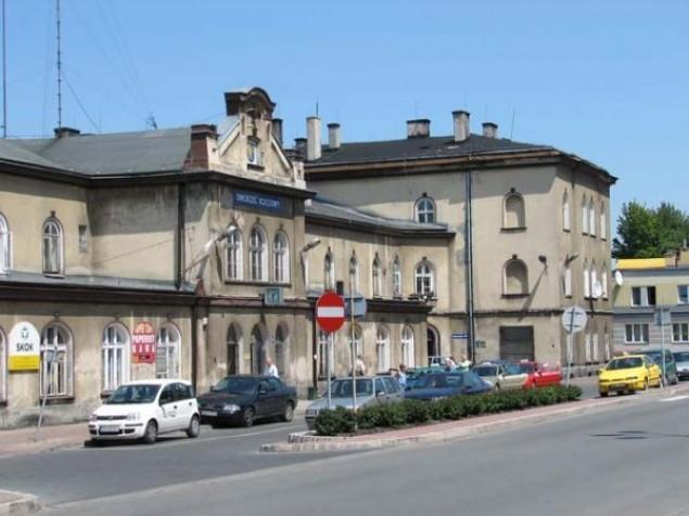 Dworzec coraz dalej od Czechowic!