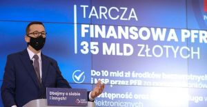 Wsparcie dla przedsiębiorców - rusza Tarcza Finansowa PFR 2.0