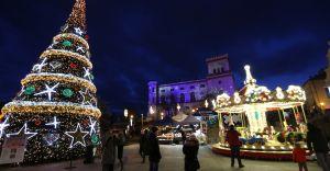 Trwają Święta na Starówce! W tym roku na trzech placach Bielska-Białej