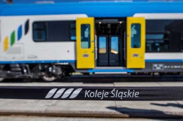 Dzień Bez Samochodu - w pociągach KŚ można otrzymać gadżety