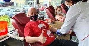 Podczas lipcowej akcji krwiodawstwa udało się zebrać 20,7 l krwi