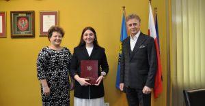 Nagroda za całokształt działalności artystycznej dla Zuzanny Kłaptocz