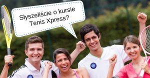 Kurs Tenis Xpress dla dorosłych w Śląskim Centrum Tenisa