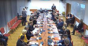 Pierwsza sesja Rady Miejskiej: radni wybrali przewodniczącego