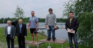 Arkadiusz Pilarz najlepszy w triathlonie