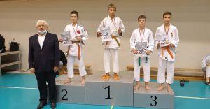 Brązowy medal na Mistrzostwach Młodzików czechowickiego judoki