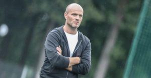 Wojciech Jarosz nie jest już trenerem MRKS Czechowice-Dziedzice