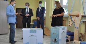 Dwa oczyszczacze powietrza trafiły do Przedszkola Publicznego nr 11
