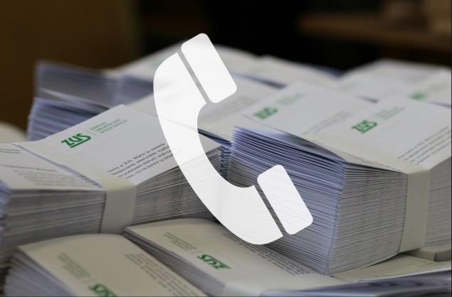 Bielski oddział ZUS zorganizuje dyżur telefoniczny dla mieszkańców