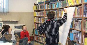 Po feriach - biblioteczne podsumowanie