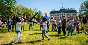 Festiwal fantastyki w Pszczynie - impreza i parada