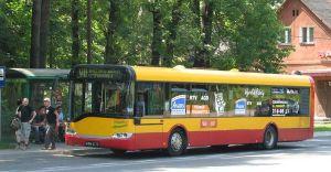 Kursy autobusów na majówkę