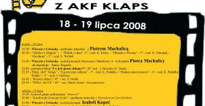 X Piknik Filmowy z AKF Klaps