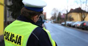 """Policjanci z drogówki przeprowadzają dziś akcję """"Prędkość"""""""